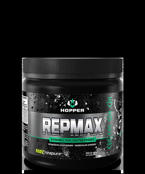 REPMAX CREATINE POWDER 300G - HOPPER NUTRITION