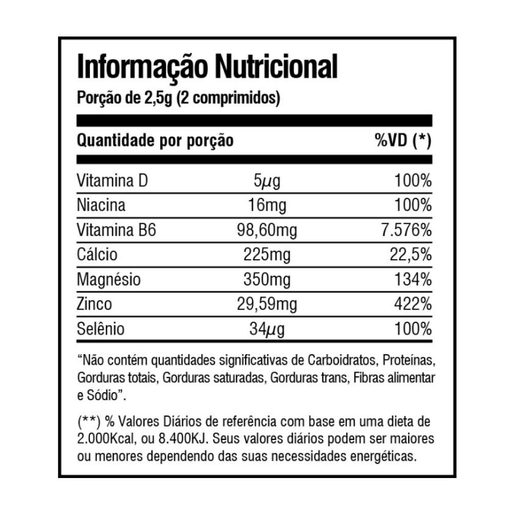 Soma Pro Ultimate ZMA Pré-hormonal - 60 comps - Iridium Labs