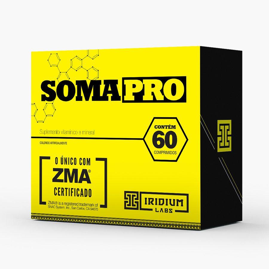 SOMA PRO ZMA 60 CAPS IRIDIUM LABS