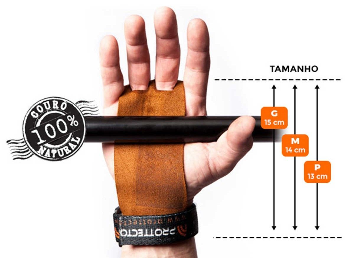 STRAPS CROSSFIT - PROTTECTOR