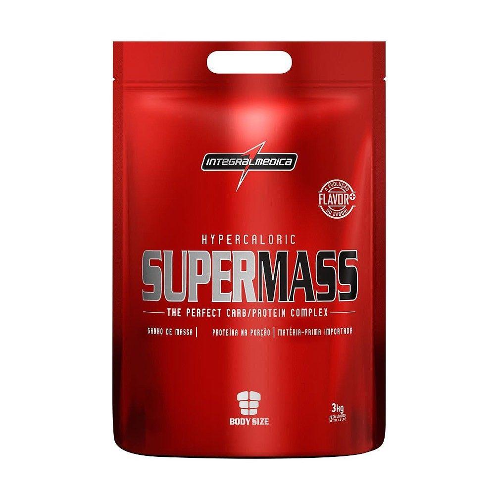 SUPER MASS 3KG - INTEGRAL MEDICA
