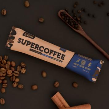 SUPERCOFFEE TO GO 2.0 CHOCOLATE  (SACHÊ 10G) - CAFFEINE ARMY
