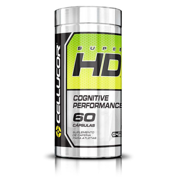SUPERHD COGNITIVE 60 CAPS - CELLUCOR