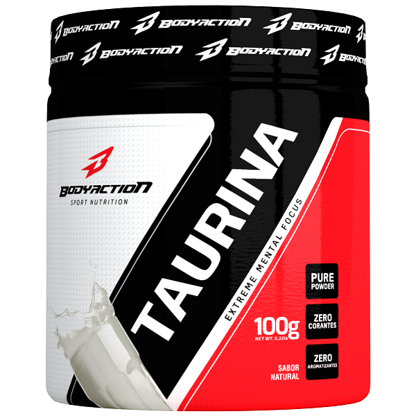 TAURINA 100 GR - BODY ACTION