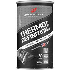 THERMO DEFINITION BLACK 30 PAKS - BODY ACTION