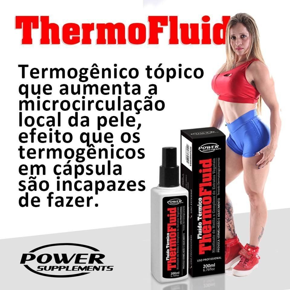 THERMOFLUID - 200ML- POWER SUPLEMENTS