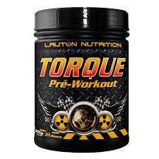 Torque Pré-Workout 300g - Lauton Nutrition