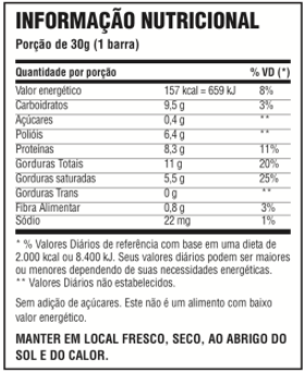 WAFER PROTEIN BAR 30Gr - PROBIOTICA