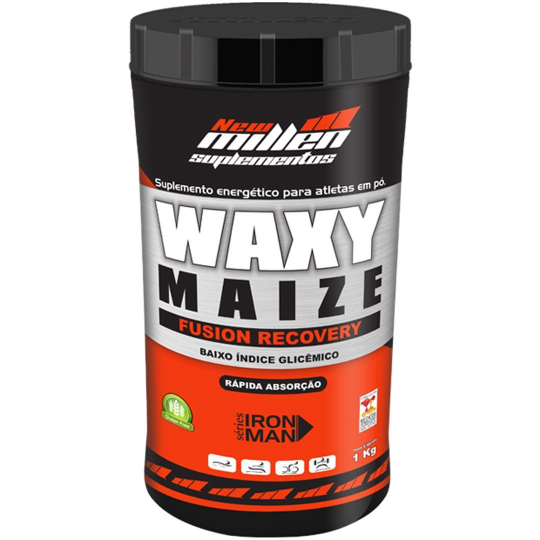 WAXY MAIZE 1KG - NEW MILLEN