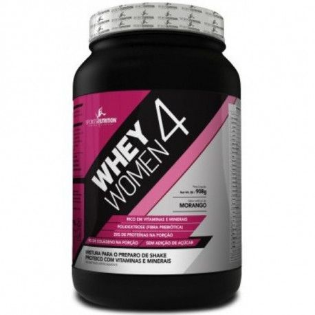 WHEY 4 WOMEN  900G - sports nutrition