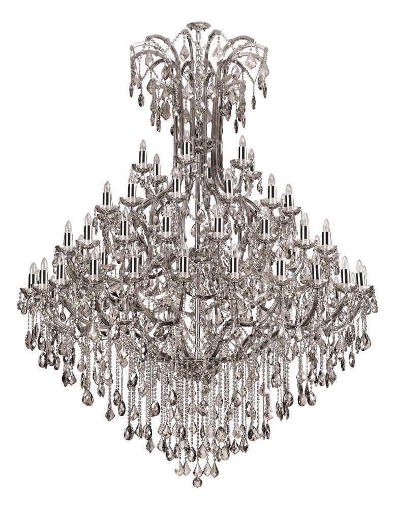 Lustre Astennu Cristal Transparente Mantra - 2793