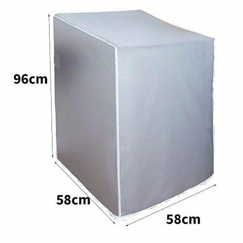 Capa Para Lavadoura Simples Tamanho P De 6 A 10kg 001119