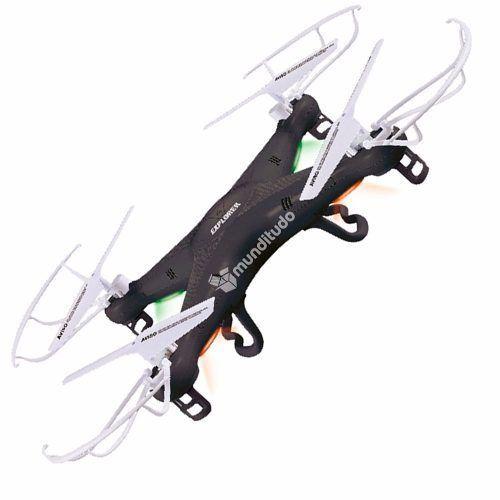 Drone Quadricóptero Controle Remoto 2.4 Ghz 4 Canais