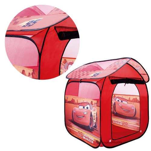 Barraca Casinha Toca Infantil Carros Original Disney Pixar