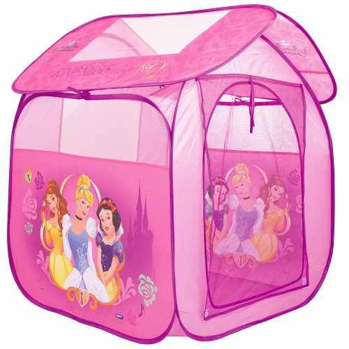 Casinha Barraca Toca Infantil Princesas Da Disney Original
