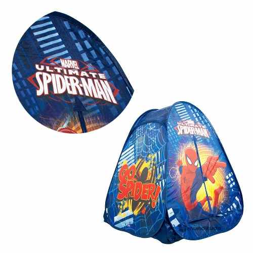 Barraca Toca Infantil Homem Aranha Spiderman Original Marvel