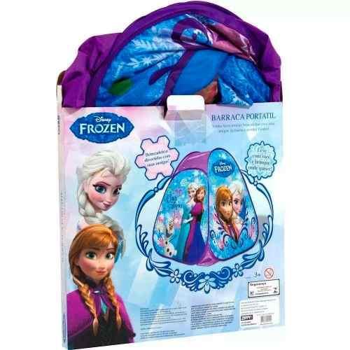 Barraca Toca Infantil Da Frozen Licenciado Disney