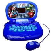 Laptop Notebook Avengers Vingadores 30 Atividades Candide