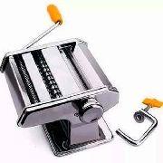Maquina De Fazer Massa Caseira Espaguete Talharim Lasanha