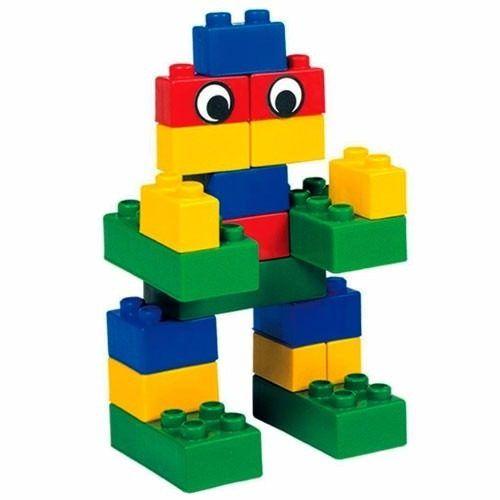Brinquedo Educativo Infantil Com 84 Peças Para Montar