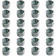 Porta Temperos E Condimentos De Aço Inox Com Imã 24 Potes