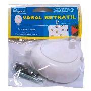Varal Retrátil Para Roupas Corda 3 Metros Kit Com 3