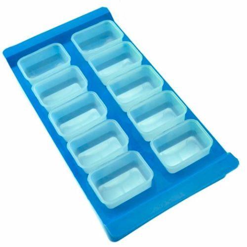Forma De Gelo Magic Gelo Azul Fácil De Desenformar Oferta