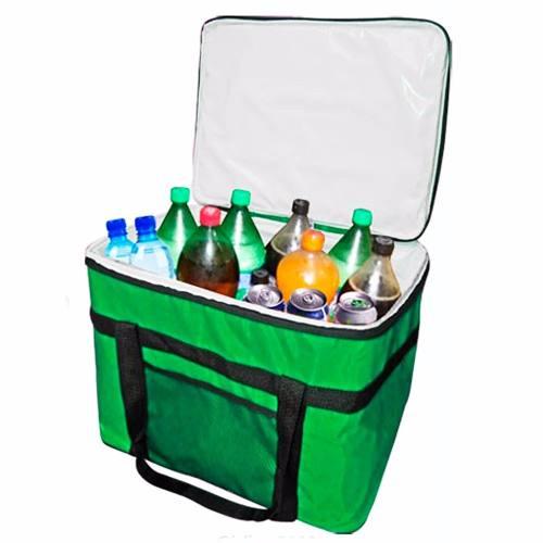 Bolsa Térmica 33 Litros Bebidas Cerveja Suco Água Alimentos