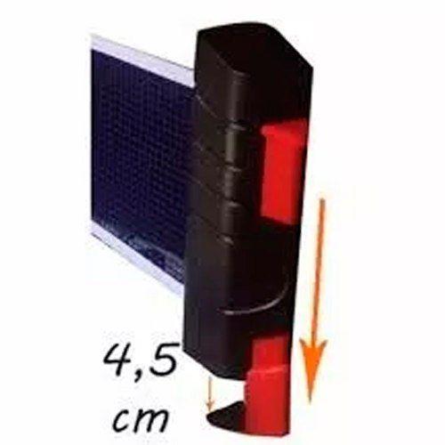 Rede Detênis De Mesa Ping Pong Retratil 1,80 Mt Ajustável