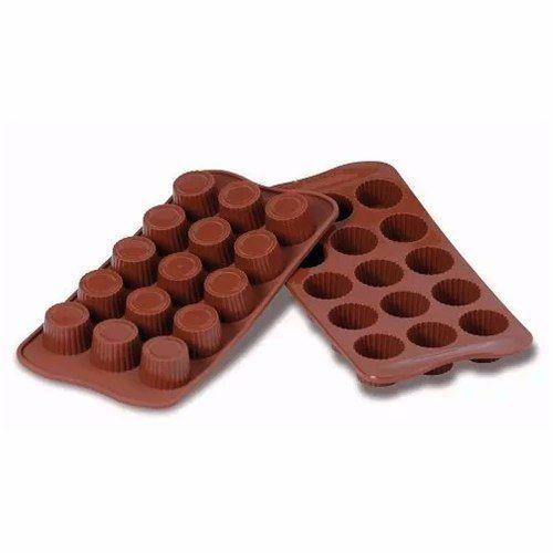 Forma Molde Silicone Bombom Chocolate Alpino 3 Un Oferta