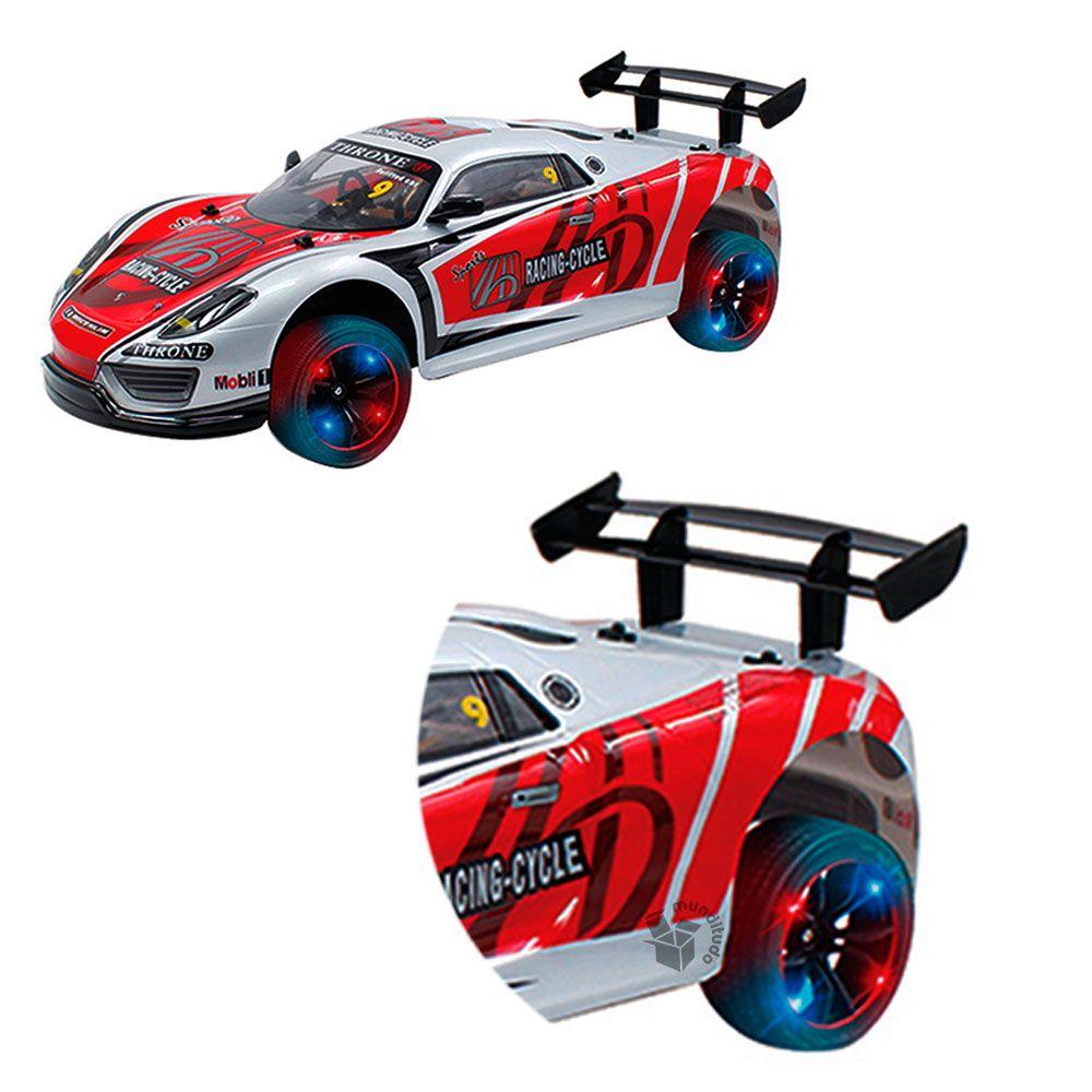 Carrinho de Controle Remoto Hot Racing 7 funções ESD89937