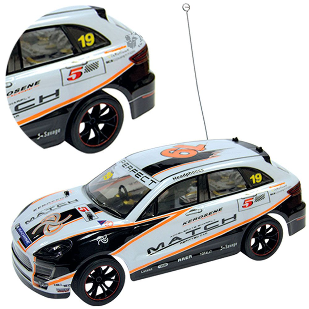Carrinho de Controle Remoto Hot Racing 7 funções ESD89945