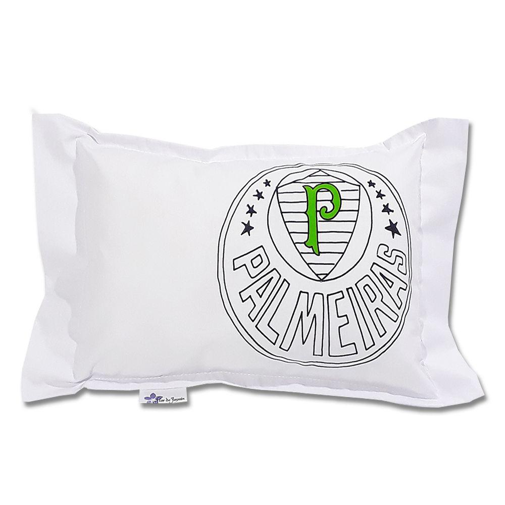 Travesseiro Personalizado Verdão P 20 cm x 30 cm