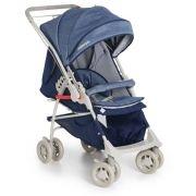 Carrinho Bebê Maranello II Galzerano Azul