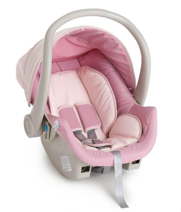 Bebê Conforto Cocoon Galzerano Rosa Bebê