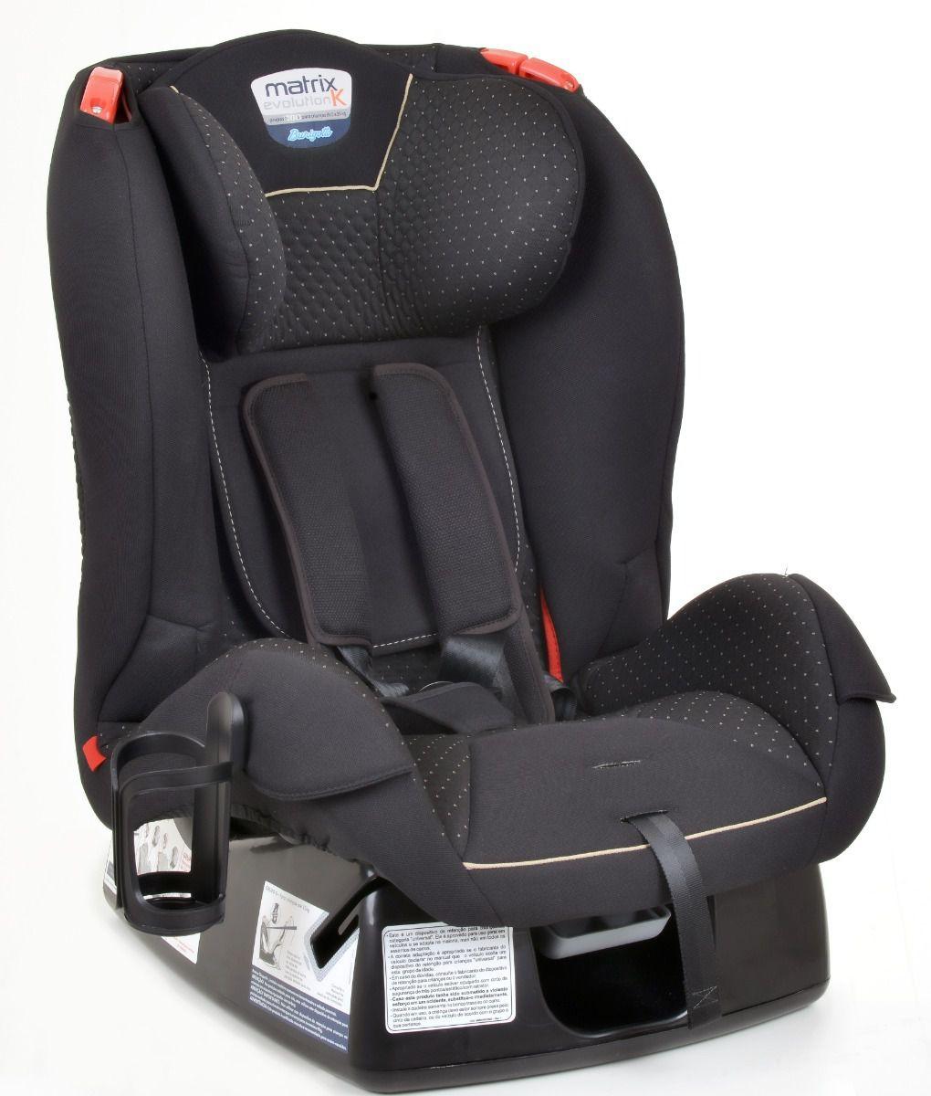 Cadeira Auto Matrix Evolution K Burigotto Dot Bege