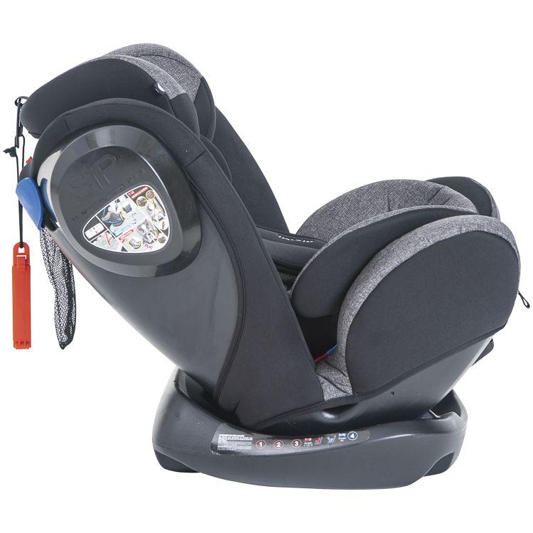 Cadeira Para Auto Stretch 0 A 36 Kg Preta Kiddo