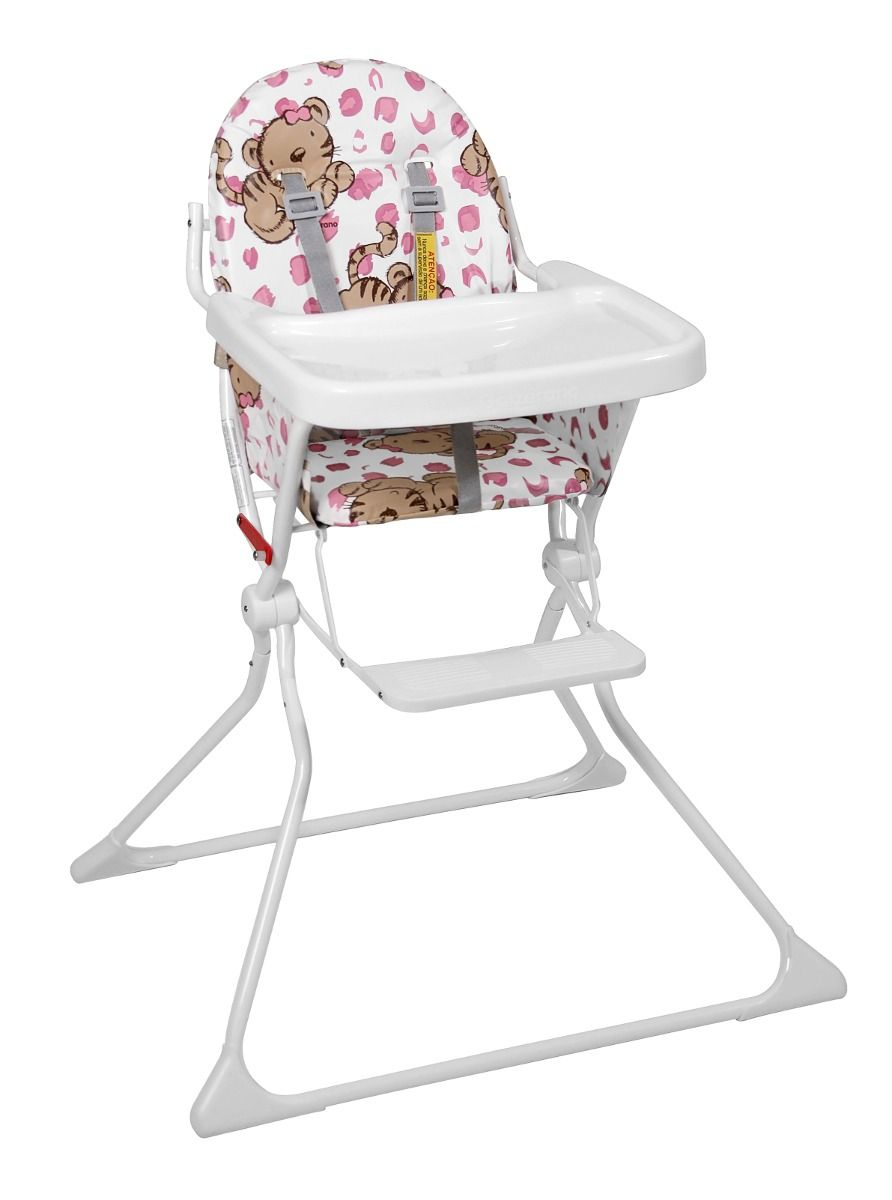 Cadeira para Refeição Galzerano 5016 Standard Tigrinha