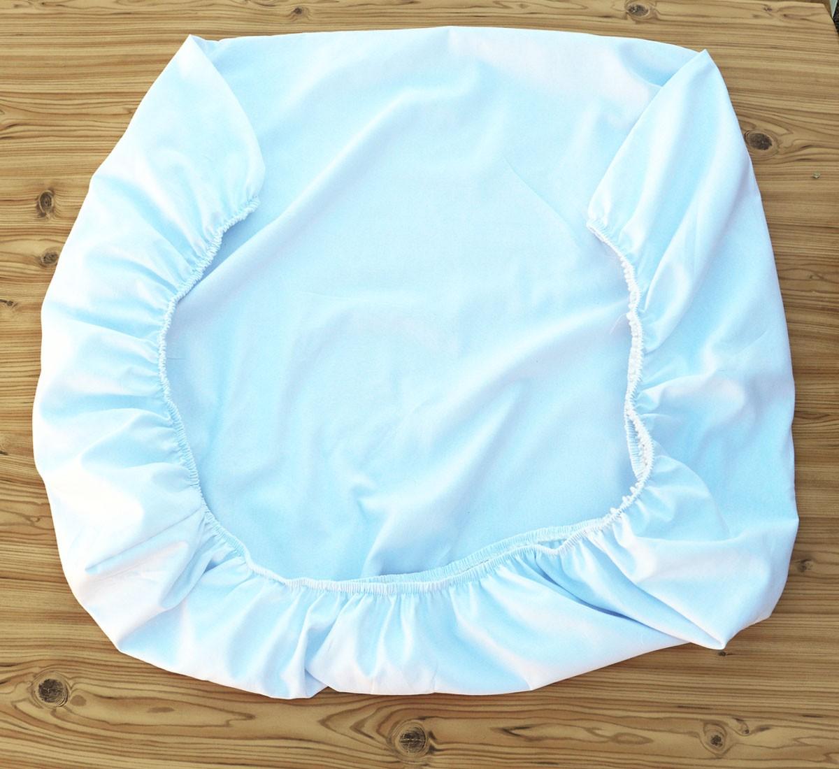 Enxoval Bebê Manta + Lençol de Berço Padrão -Kit 3 Peças