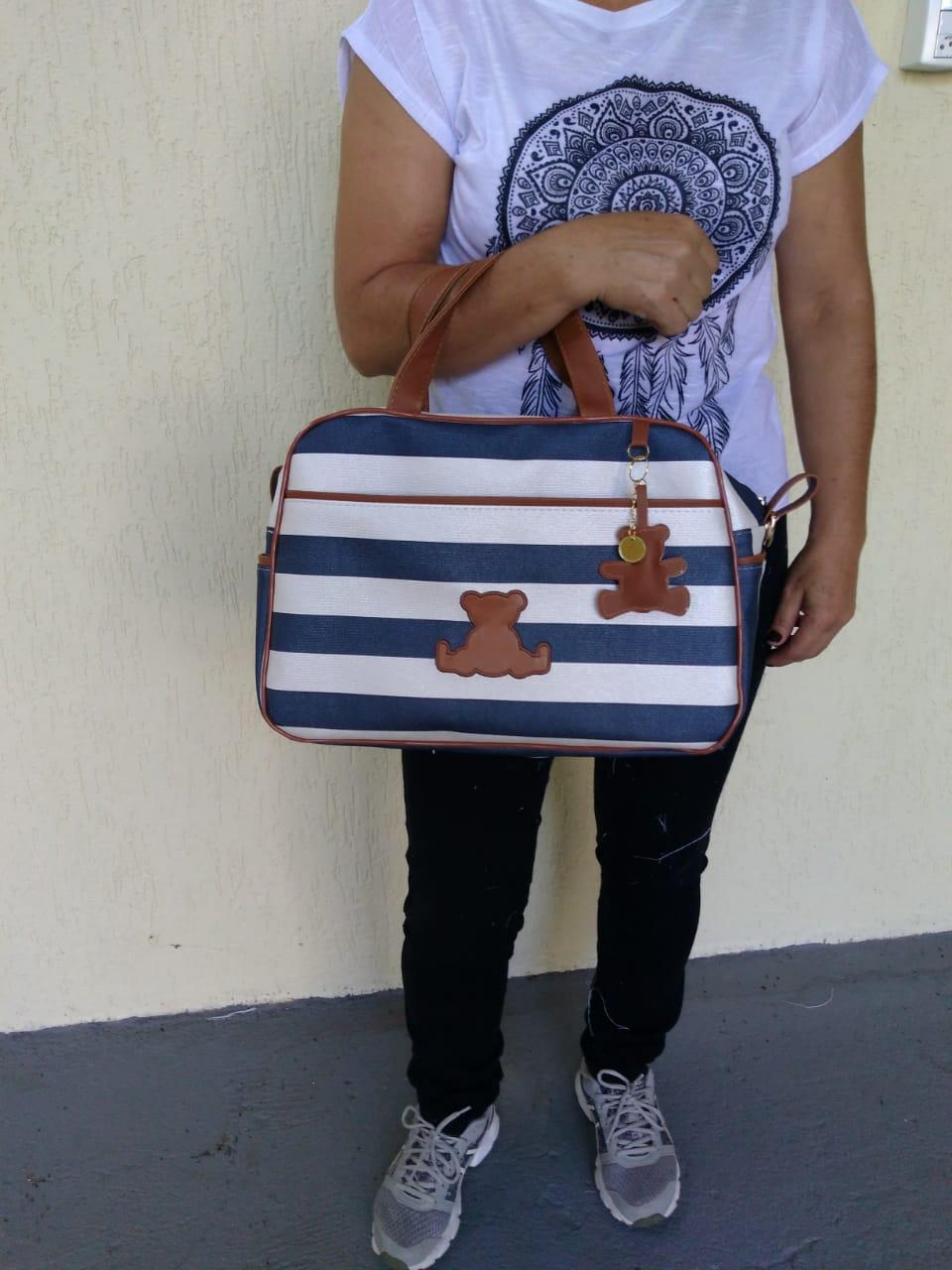 Kit Bolsa Maternidade - 3 Peças