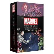 Box Marvel Guerra Civil - Vingadores