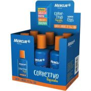 Corretivo Mercur 18ml Mercur Cx.c/06
