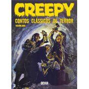 Creepy Vol. 2 Contos Clássicos de Terror (Brochura)