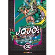 Jojo's: Bizarre Adventure - Volume 2