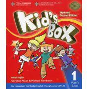 Kids Box 1 - Pupils Book Updated - 02 Ed