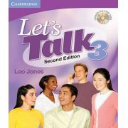 Let´s Talk 3 - Student´s Book With Self-study Audio Cd - 02 Ed