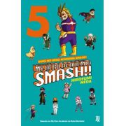 My Hero Academia Smash - Vol 5 - Jbc