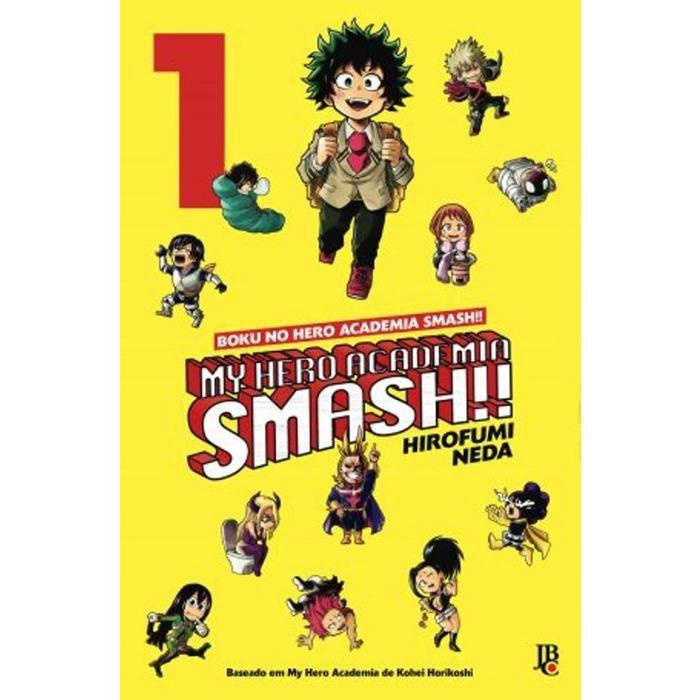 My Hero Academia Smash 1