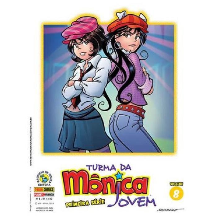 Turma da Mônica Jovem - Primeira Série n° 8