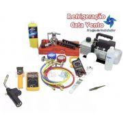 Kit para refrigeração e ar condicionado 03 - Exclusivo